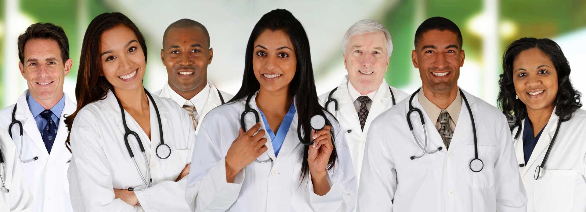 physician slider