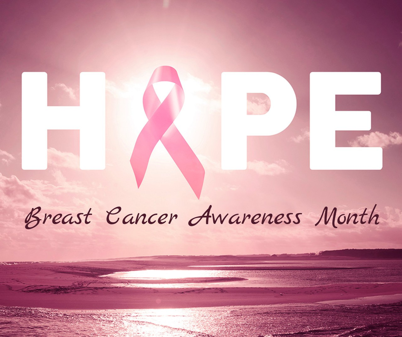 Welcome To October, Breast Cancer Awareness Month